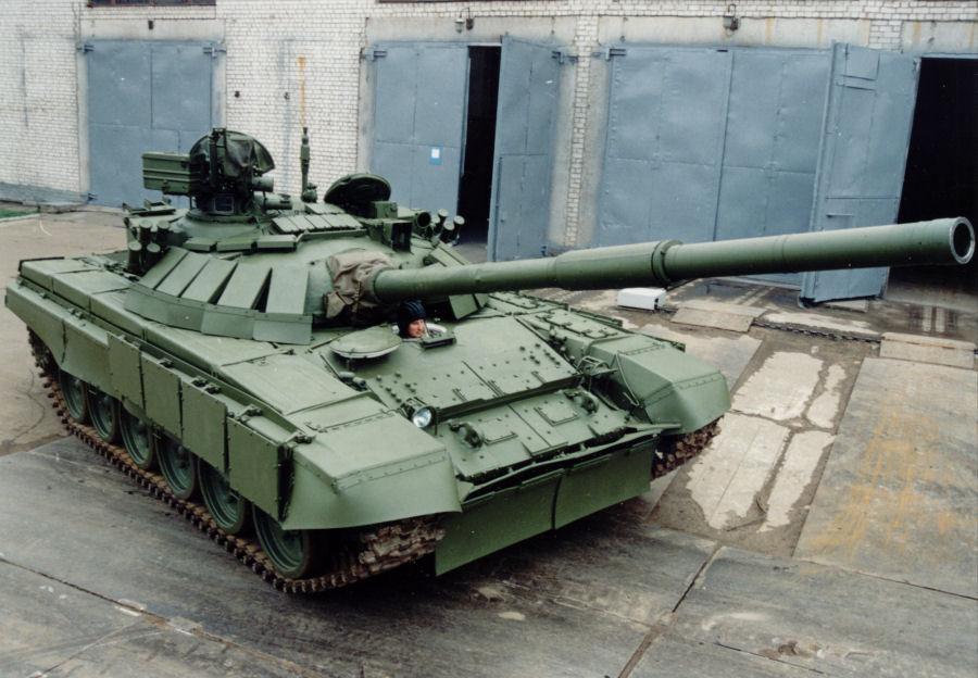 Украина поставила Эфиопии 215 танков Т-72