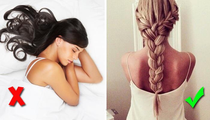 15 ошибок, которых вам не простят ваши волосы
