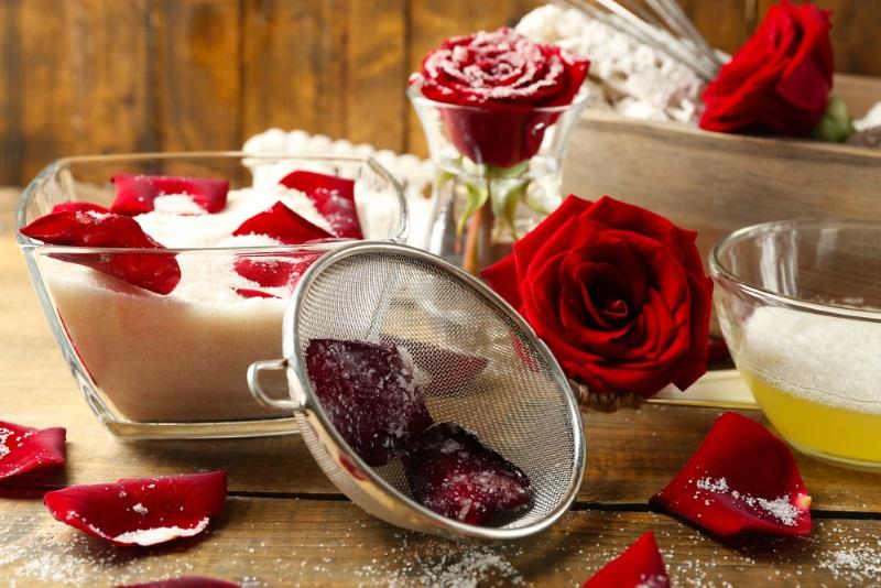 варенье из роз рецепт