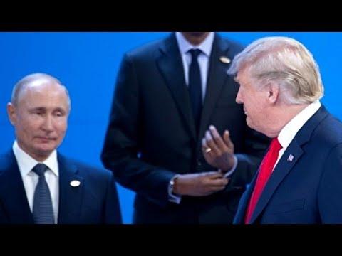 «Как на пустое место»: Взгляд Путина на Трампа стал главной темой разговоров о G20