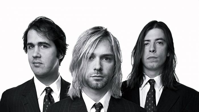 ЗАРУБЕЖКА. Рок-группа Nirvana