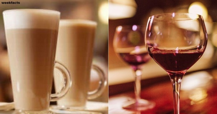 Если хотите дожить до 90 лет, вот что надо пить утром, а вот что — вечером.