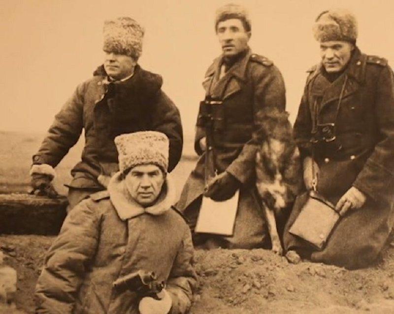 Чуйков против Паулюса: дуэль в Сталинграде. Василий Иванович Чуйков, вов, день в истории, чтобы помнили