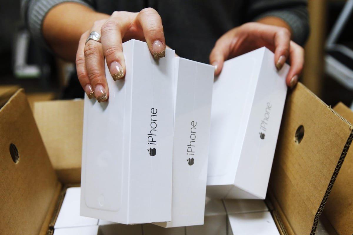 Компания Qualcomm добивается запрета продаж новых iPhone в Китае