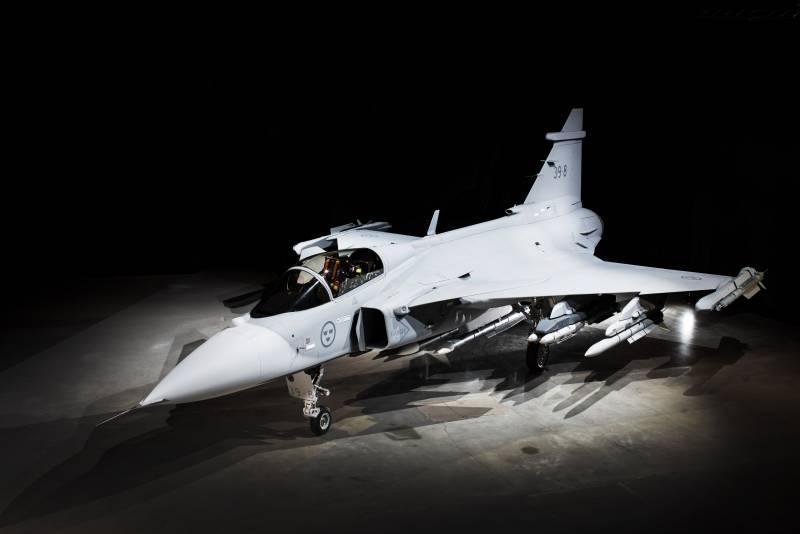 Saab JAS 39E Gripen. Разрекламированный небесный «убийца»