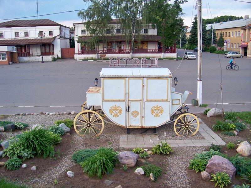 цветочная лавка Города России, владимирская область, красивые места, пейзажи, путешествия, россия