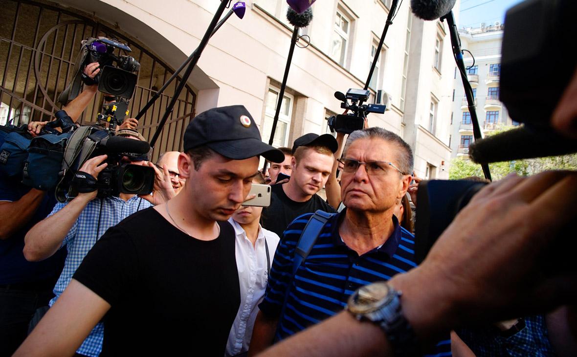 """Нельзя таким малые сроки давать... Улюкаев """"тонко намекнул"""", что Россия - страна дураков"""