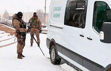 Россия запускает на границе с Беларусью «антисанкционные» авто