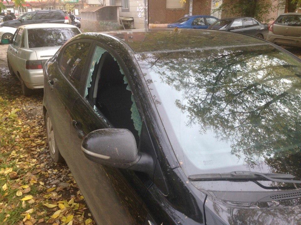 Что делать, если вскрыли машину