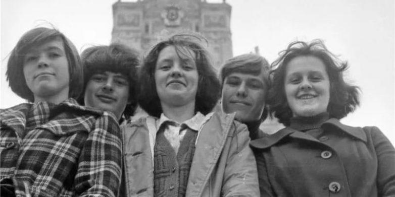 Жизнь советских женщин в общежитиях