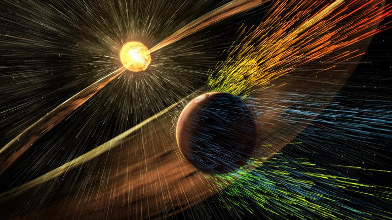 Есть ли жизнь на Марсе?
