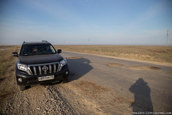 Добро пожаловать в Казахстан или дорога в ад