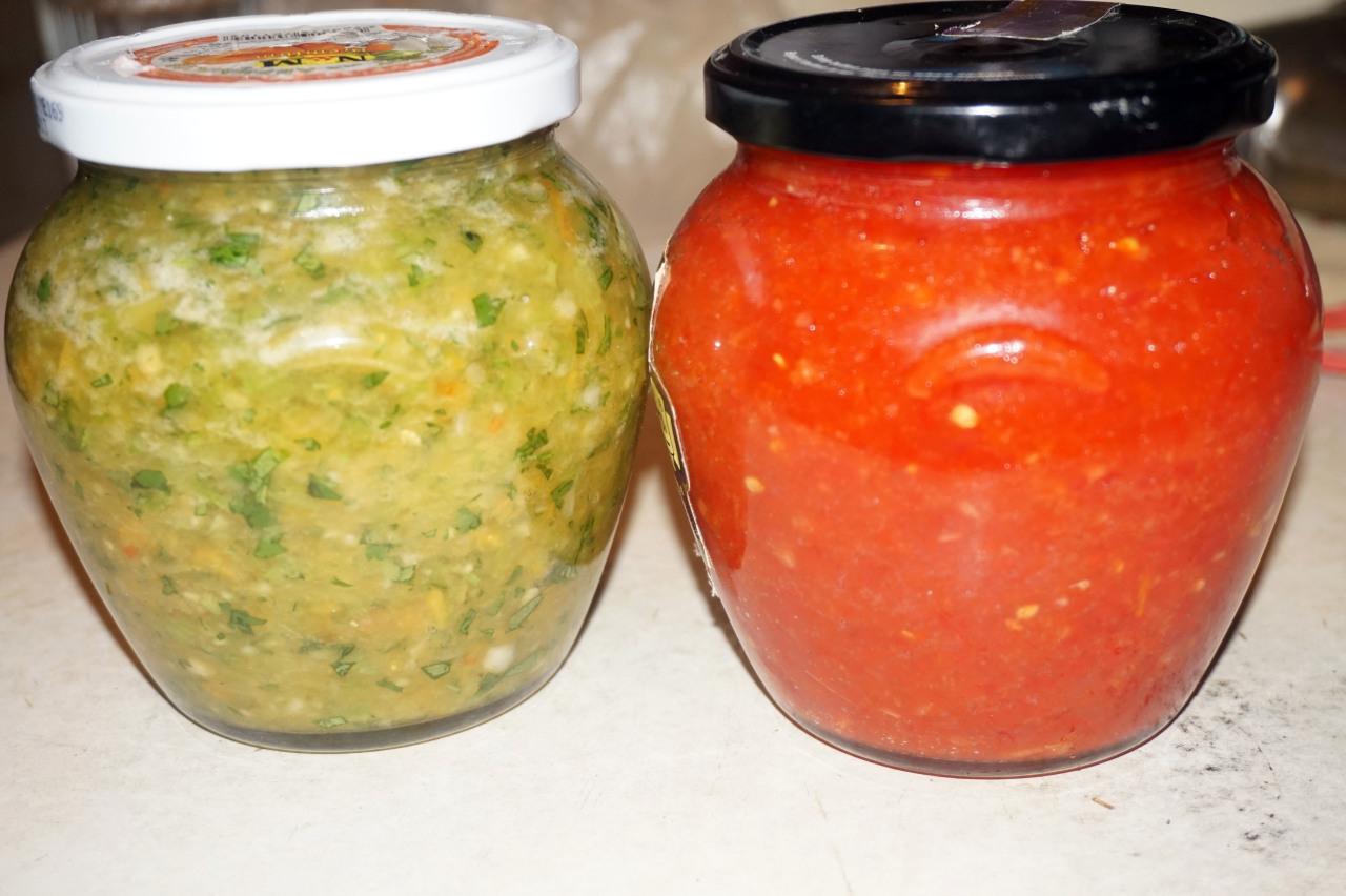 Салат из зеленых помидор на зиму: 7 рецептов в домашних 46
