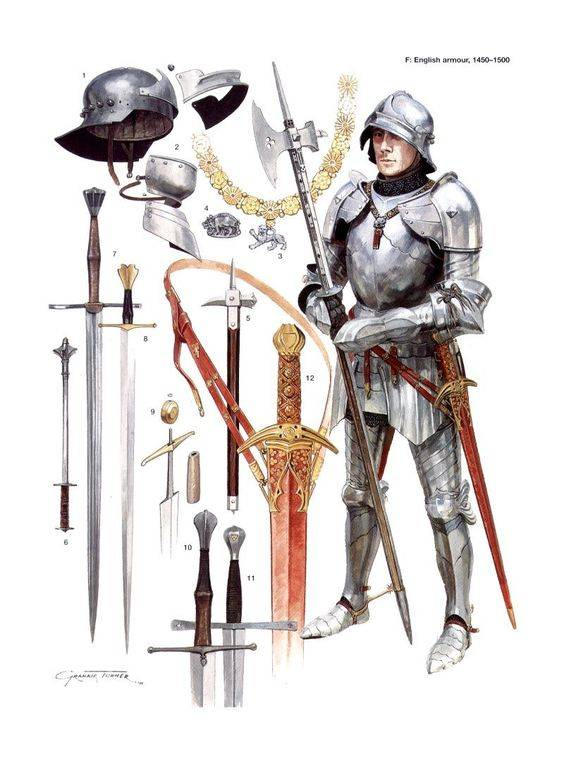 Рыцари и рыцарство эпохи вой…