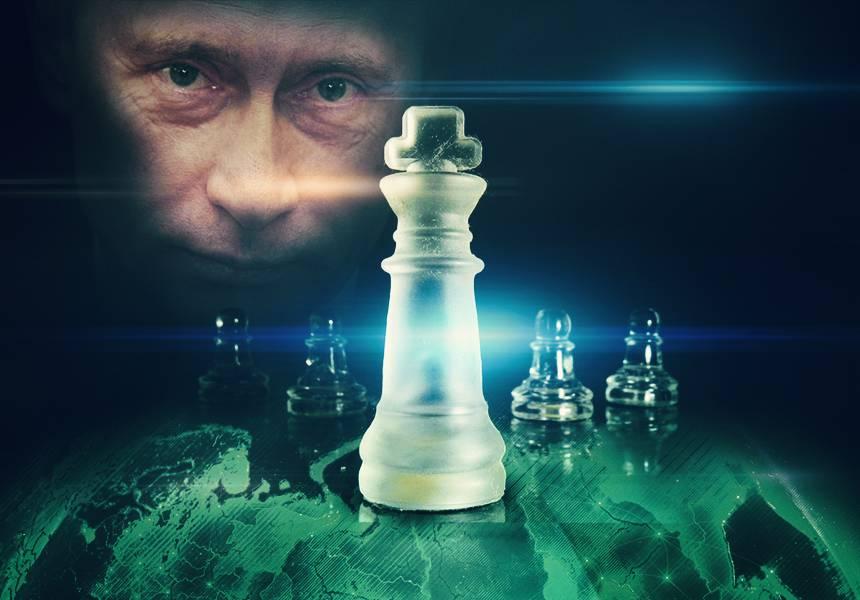Новый виток «холодной войны»…
