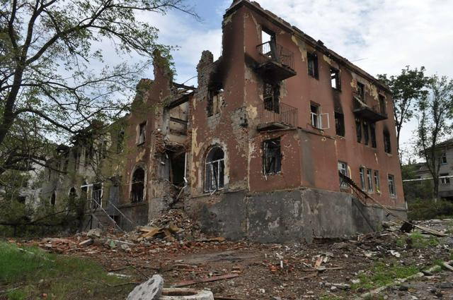 Партизаны в Славянске продолжают наводить ужас на украинских карателей