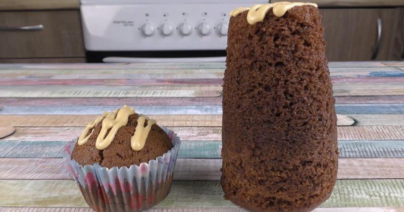Выпрыгивающие кексы… в кастрюле: в 3 раза выше обычных