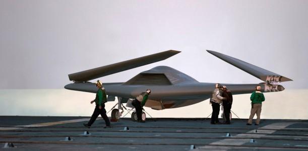 Беспилотный дозаправщик корабельного базирования значительно увеличит дальность действия авиации