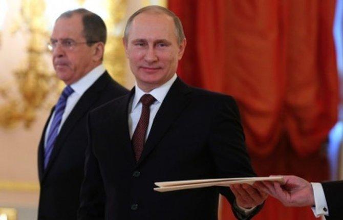 Россия нанесла «двойной удар» по Западу