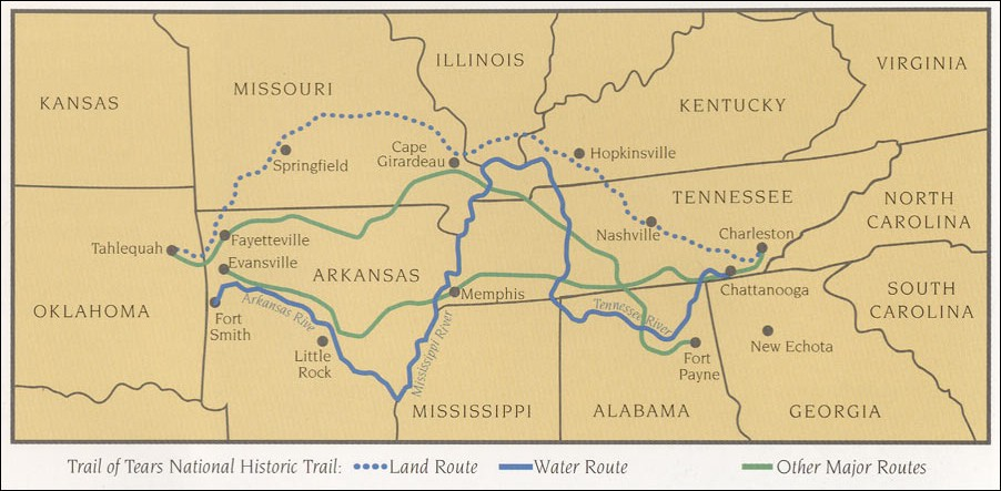 an analysis of the state of georgias annexation of the cherokee nations land President abraham lincoln, to general phillip the only when the state of georgia annexed the cherokee nation's land and that the cherokee land.