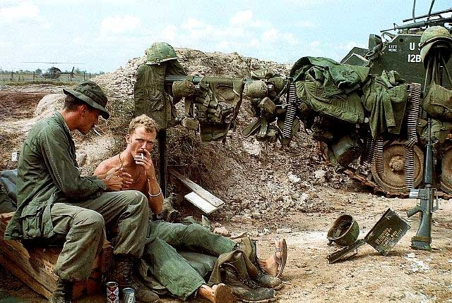 united states enters the vietnam war