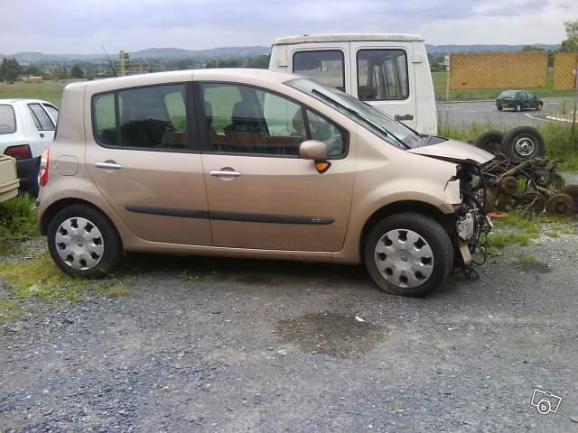 proday Renault Modus bitaya