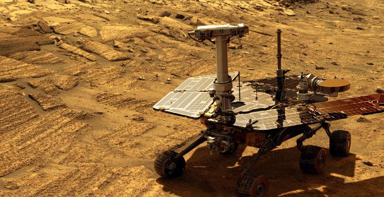 В НАСА трогательно попрощались с марсоходом Opportunity