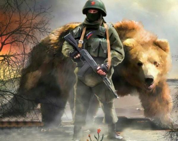 Только сила может спасти Россию