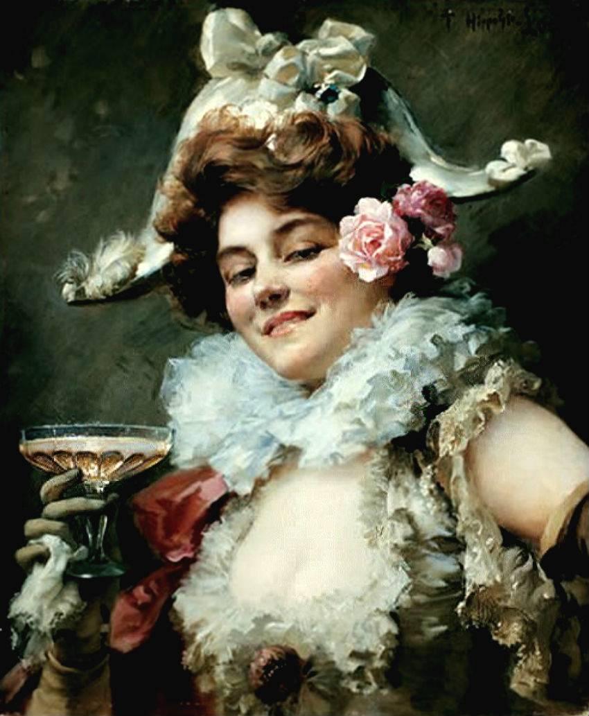 Мари-Феликс Ипполит-Лукас  (French, 1854 - 1925)