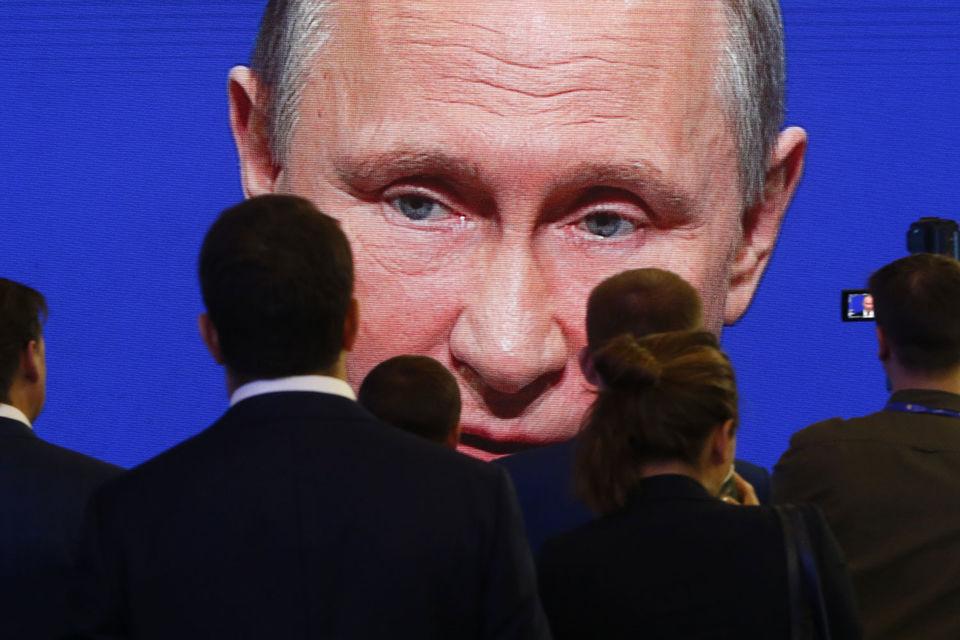 У Путина может появиться новый серьезный соперник