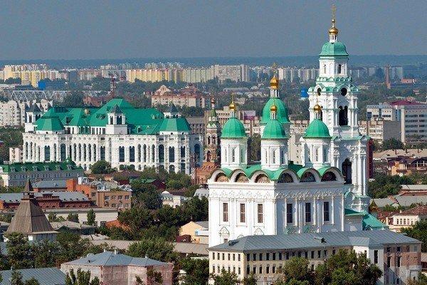 Астрахань города, история, название, происхождение, россия