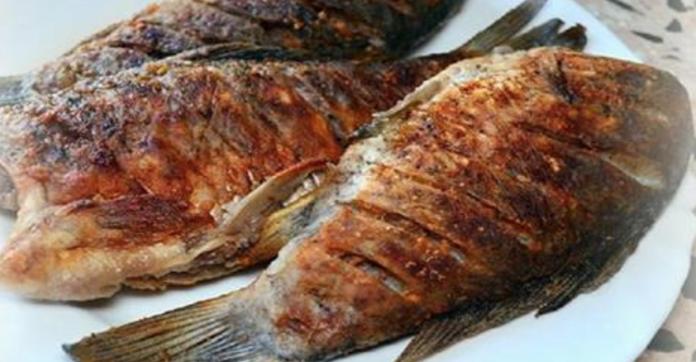 Вот так надо жарить любую рыбу! В меру соленая, не пригорает, а корочка хрустит!