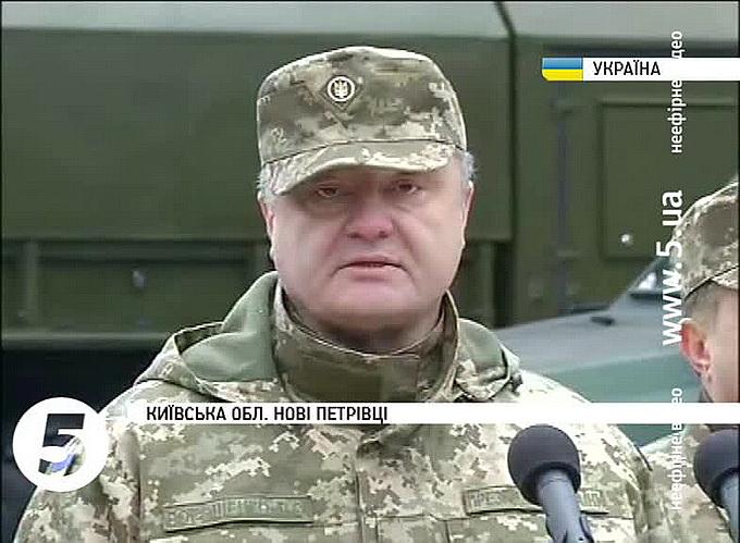 На ТВ вышел сюжет о тяжелой болезни Порошенко