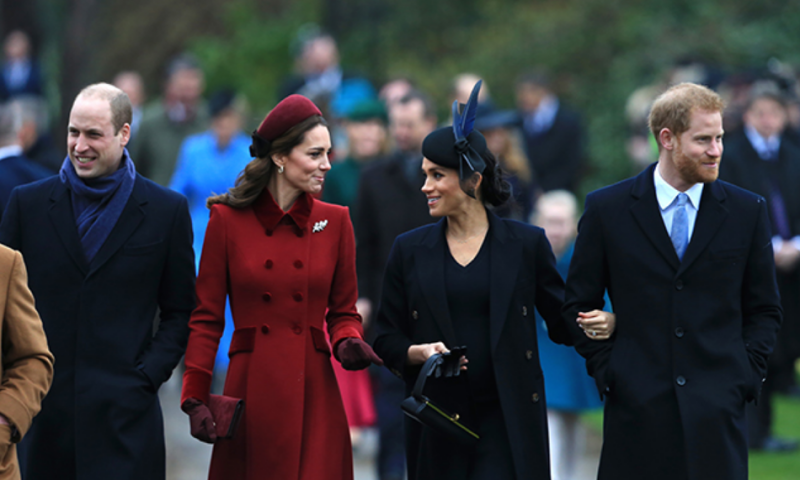 Разлад в королевской семье