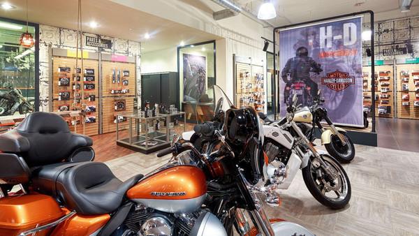 Harley-Davidson в сердце Сибири - Фото 2