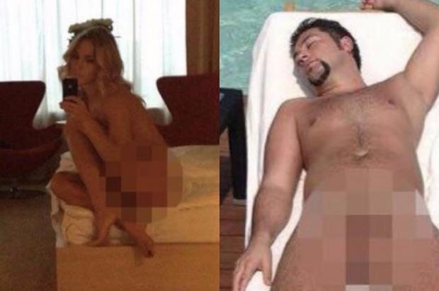 ковальчук и чумаков украденные фото голые