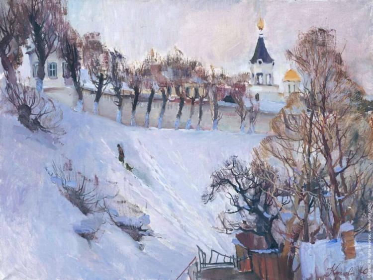 художник Юлия Косцова картины – 02
