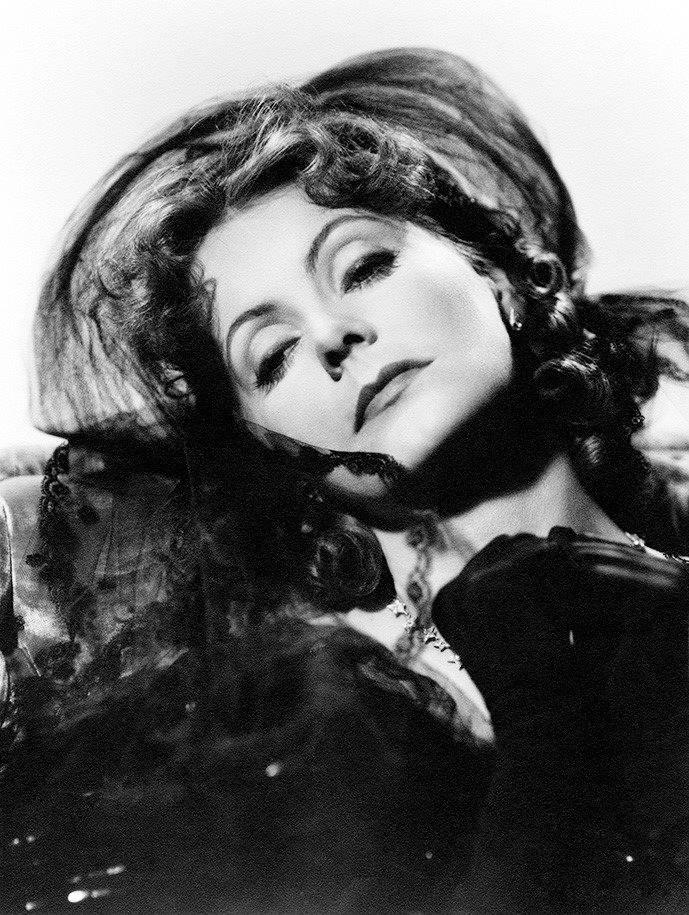 Грета Гарбо. «Дама с камелиями», 1936