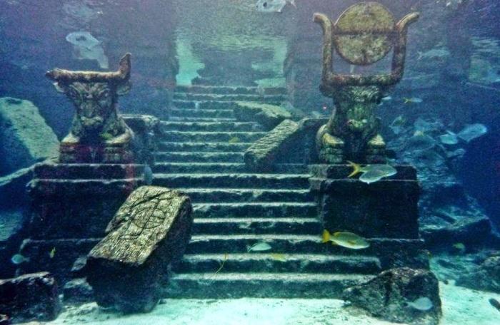 Руины древнего города Дварка.| Фото: 3.bp.blogspot.com.