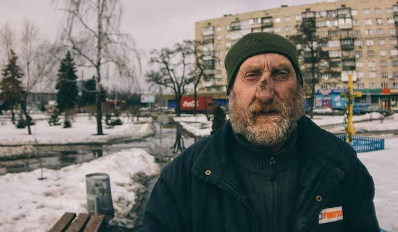 «Сука-жизнь»: инстаграм, привлекающий внимание к проблеме нищеты