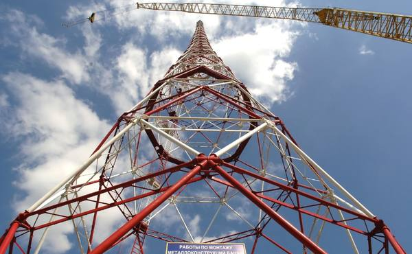 В Каменске-Уральском возведут 120-метровую телевышку и установят мощный передатчик для качественного приема цифрового сигнала