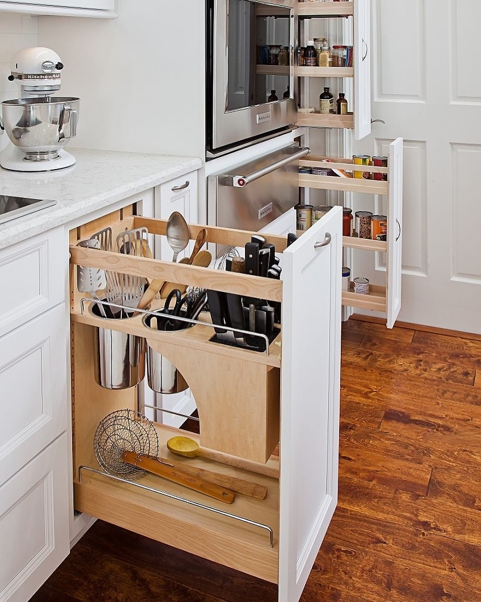 Как сделать кухню удобнее без ремонта и смены мебели