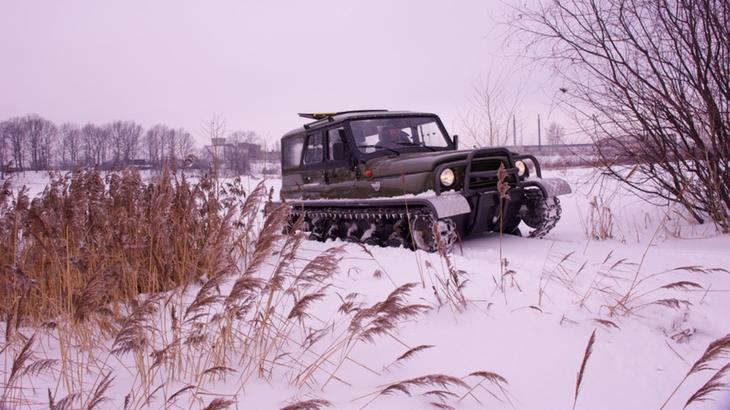 10 самых необычных версий легендарного УАЗ-469