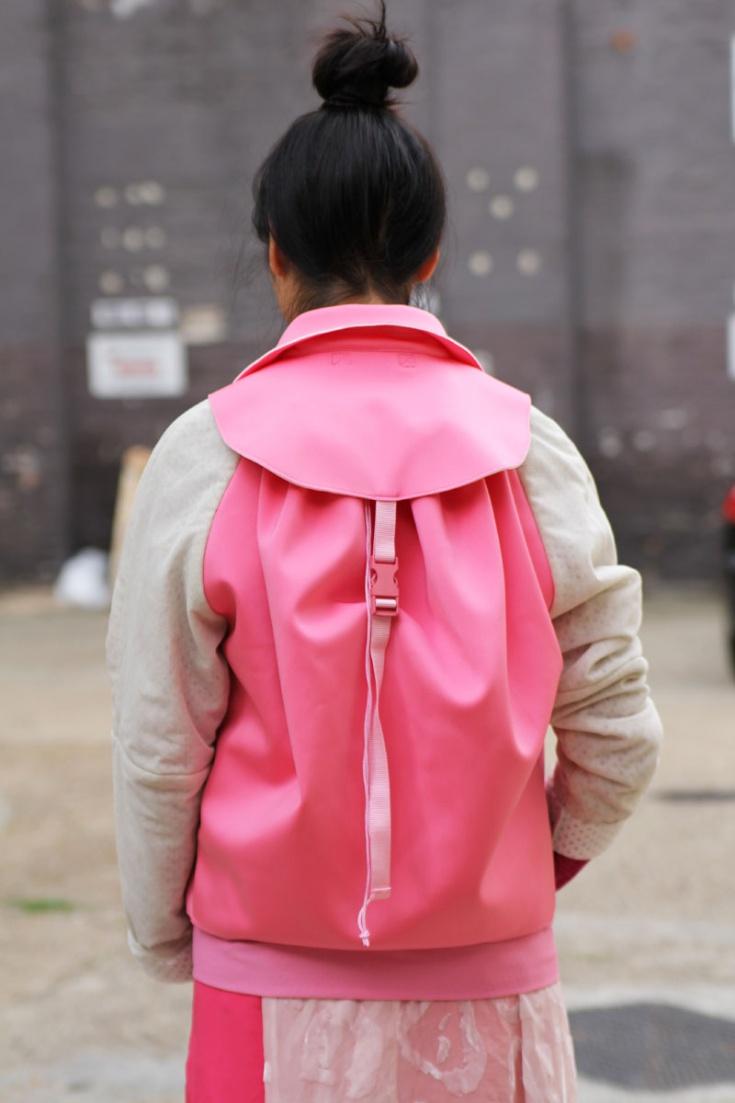 Куртка — рюкзак