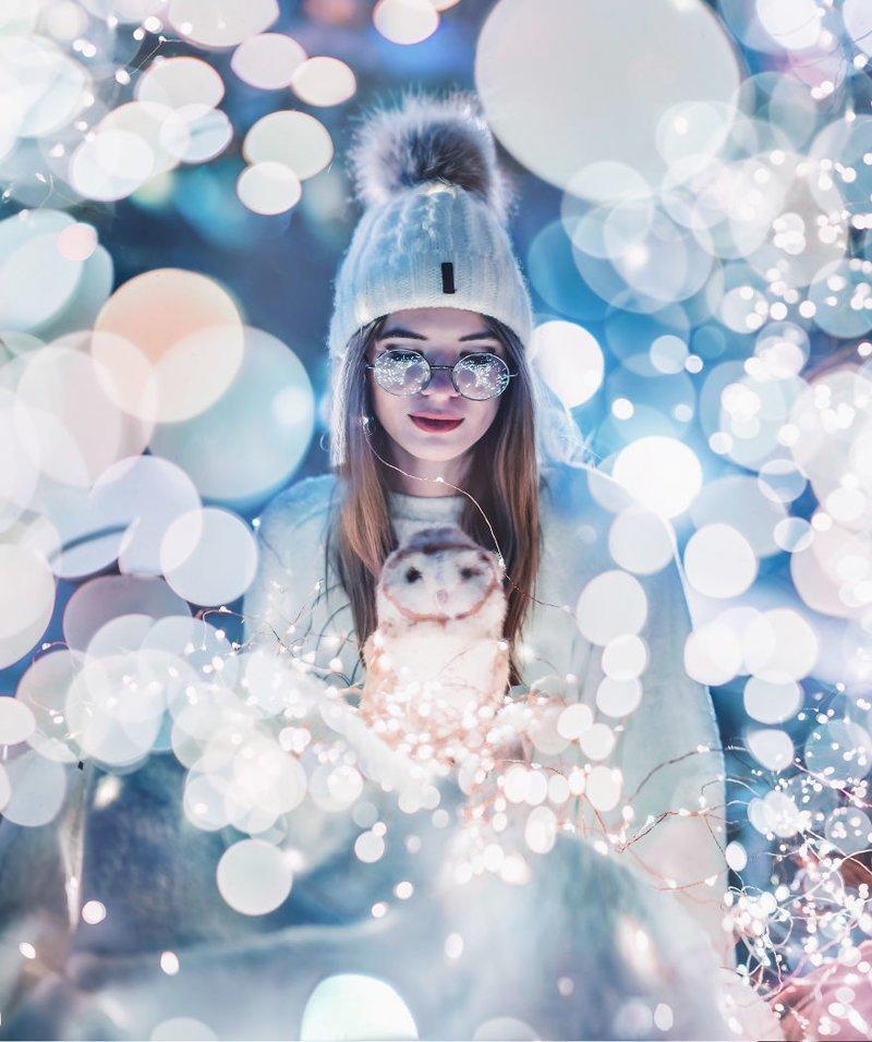 10. достопримечательность, зима, кристина макеева, москва, сказка, снег, фотография, фотомир