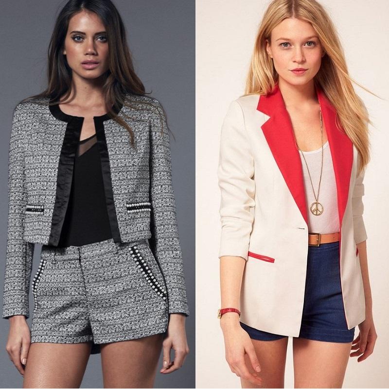 Пиджаки Модные