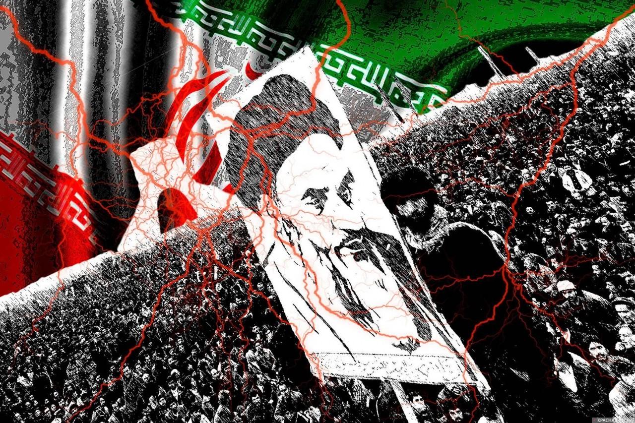 Исламская революция как история формирования американского противовеса на Ближнем Востоке