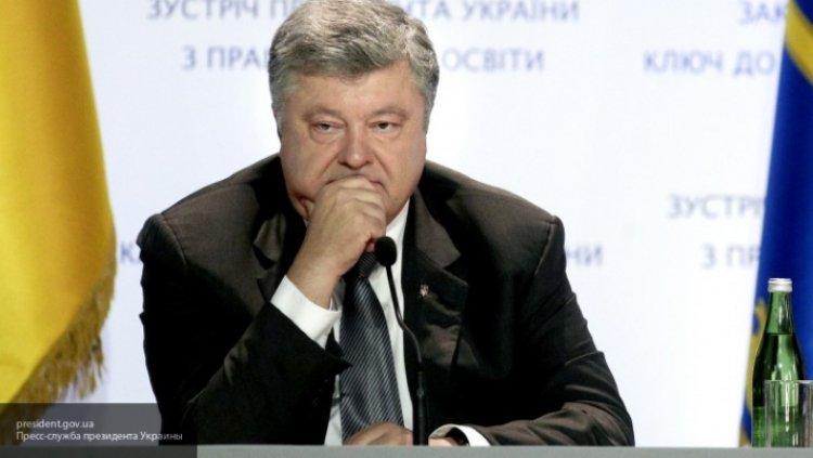 Эксперт: Запад начнёт действовать против Порошенко в начале 2018