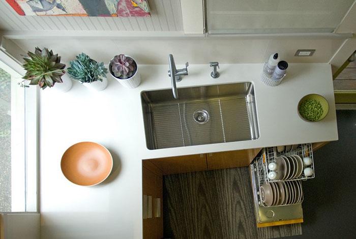 Интерьер кухни от Justrich Design