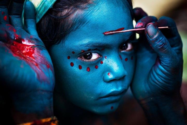 «Священное преображение», Махеш Баласубраманиан National Geographic Traveler